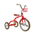 Giocattoli cavalcabili e trainabili - Italtrike Triciclo Classic Line