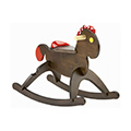 Giocattoli 12+ mesi - Italtrike Chocolate - Cavallino