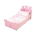 Offerte in corso - KidKraft Set lettino Castello della principessa + piumone 3 pz. + materasso