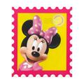 Tappeti per camerette - Loloey Francobollo di Minnie