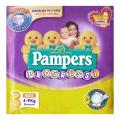 Il cambio (pannolini, etc.) - Pampers Pannolini Progressi Premiums - Midi - 4-9 Kg.