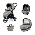 Modulari (DUO e TRIO) - Peg Perego [TRIO] Book Cross con navetta Elite