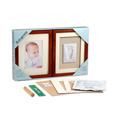 Abbigliamento e idee regalo - Pearhead Kit cornice con impronta due ante