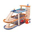 Giocattoli in legno - Sevi Parking multipiano