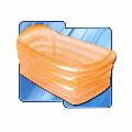 Prodotti igiene personale - Tecno Baby Bagnetto gonfiabile Splash