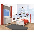 Complementi e decori - Walltastic Kit adesivi decorativi - Sam il pompiere