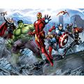 Avengers Assemble - poster murale 12 pannelli