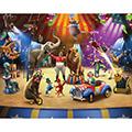 Complementi e decori - Walltastic Il Circo - poster murale 12 pannelli