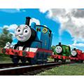 Il trenino Thomas - poster murale 12 pannelli