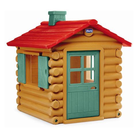 Kinderspielhaus gartenhaus chalet 30101 chicco ebay - Chicco gartenhaus ...