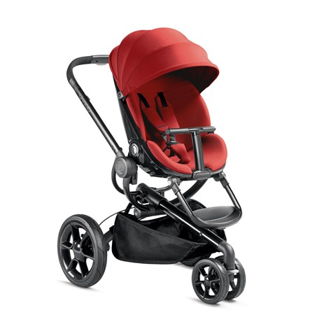 Sparse, design and comfortable. pushchair quinny moodd red rumour